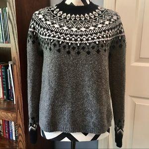 Joie Fair Isle Sweater
